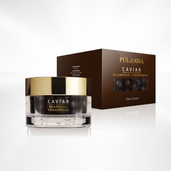 Крем для лица Caviar & Diamond Treatment - 60g