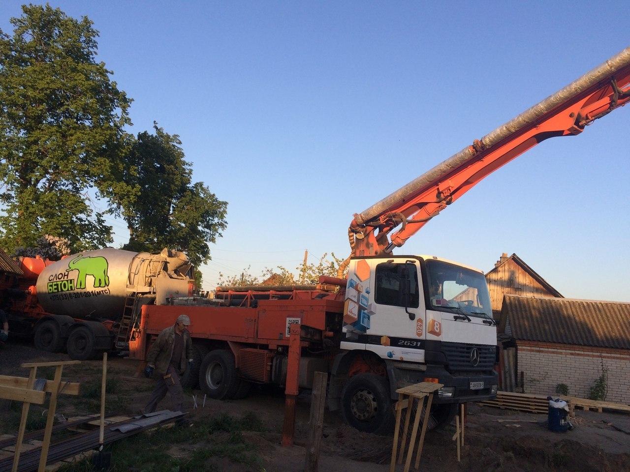 Слон бетон слуцк цена бетон за 1 м3 в москве