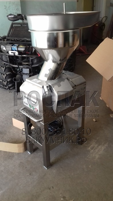 ОВОЩЕРЕЗКА ROBOT COUPE CL60E ФРАНЦИЯ