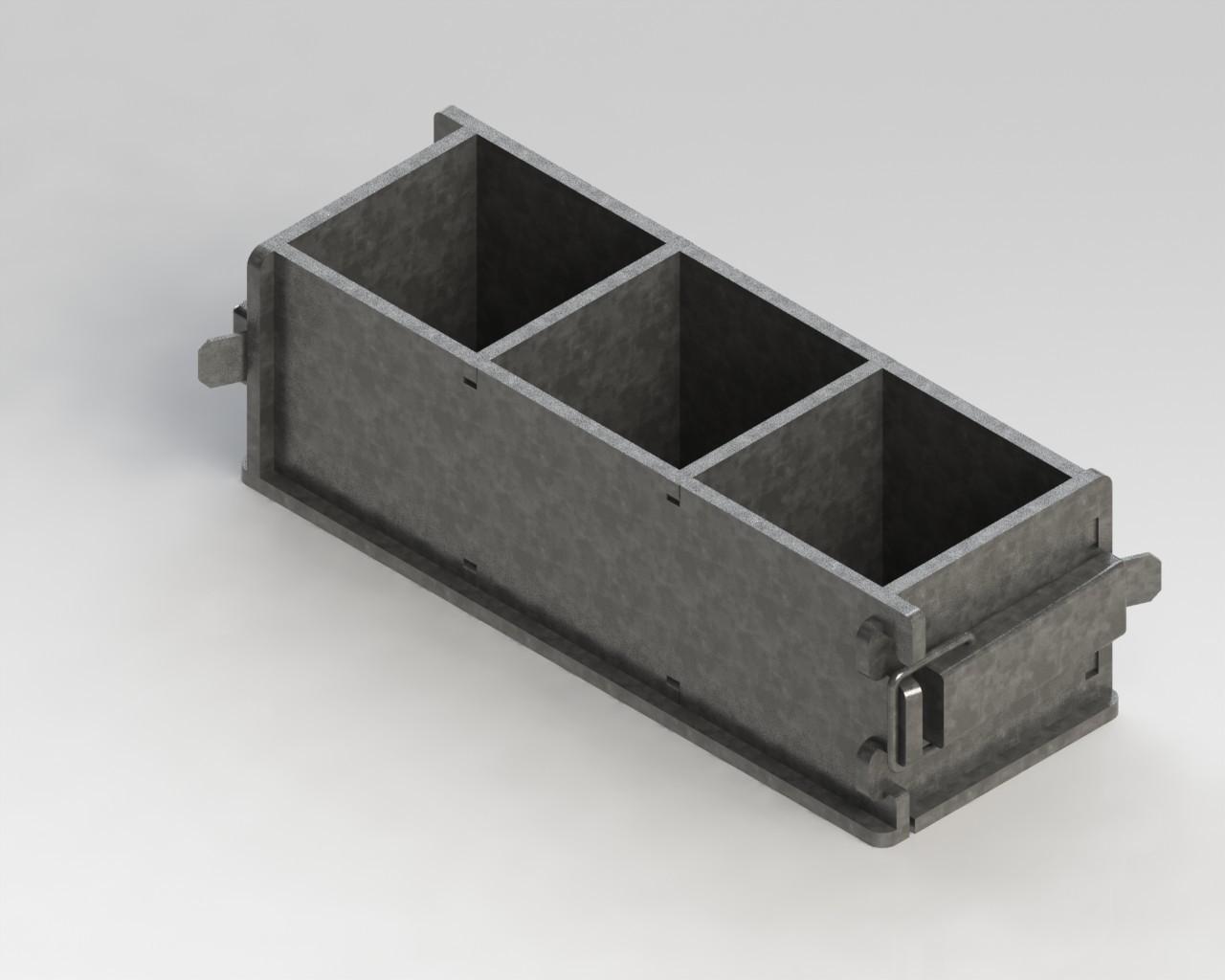 Куплю формы для испытания бетона сколько гравия на куб бетона м400