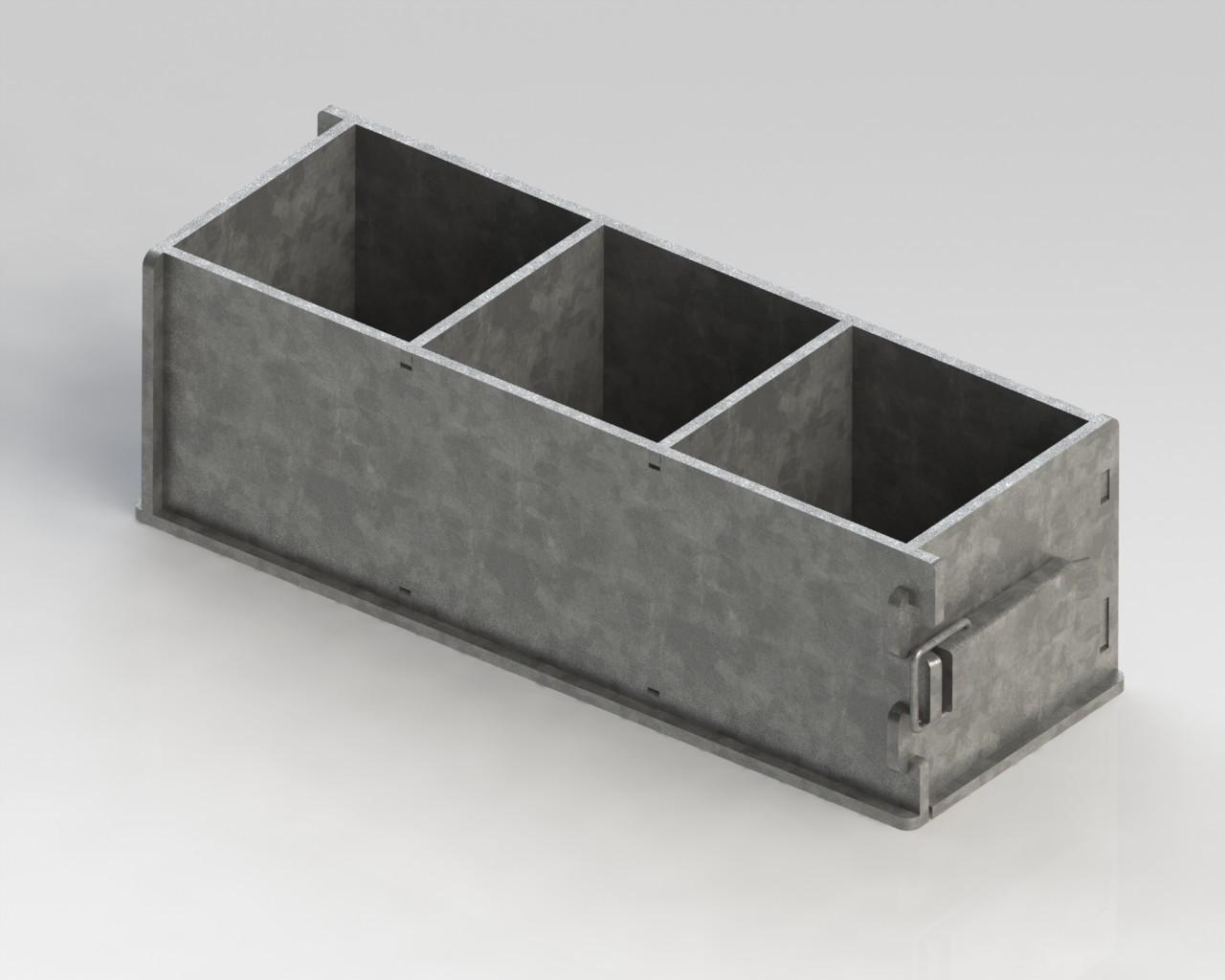 Формы для кубиков бетона в москве бетон миксер заказать саратов